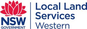 NSW Local Land Services - Western logo